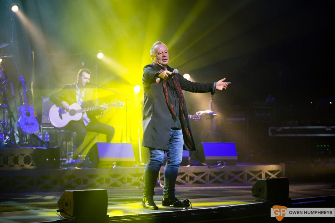 Simple Minds at The Olympia Theatre by Owen Humphreys (12 of 15)