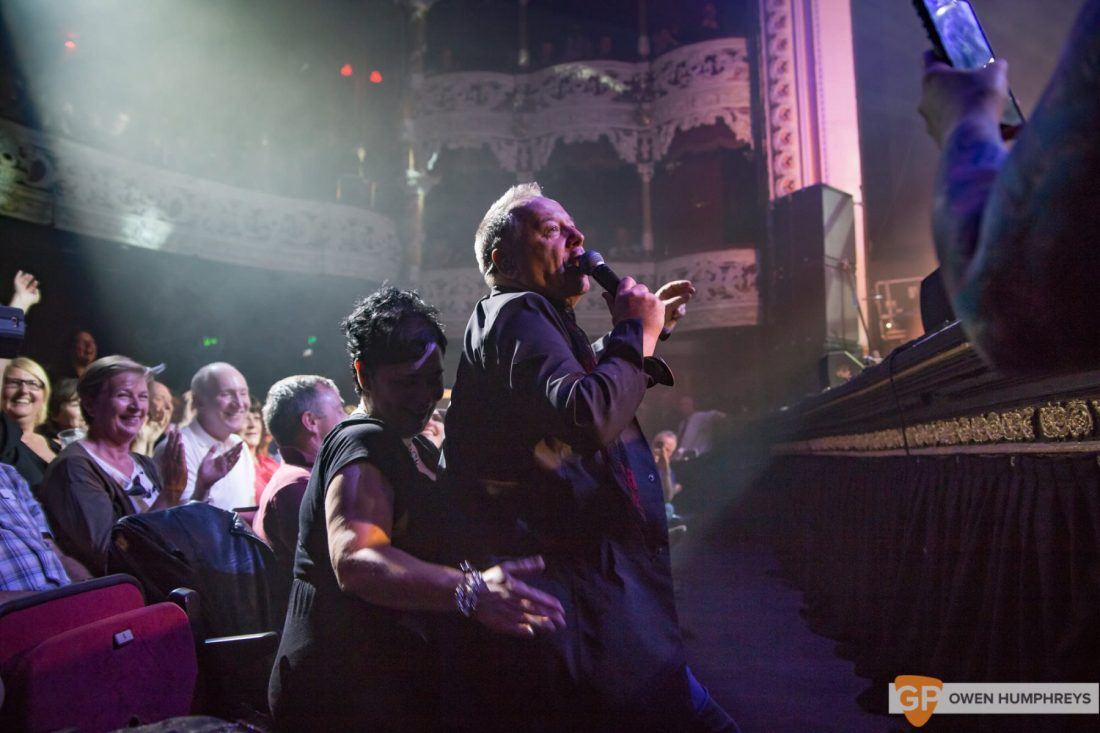 Simple Minds at The Olympia Theatre by Owen Humphreys (4 of 15)