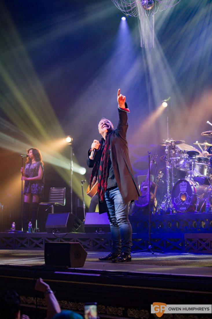 Simple Minds at The Olympia Theatre by Owen Humphreys (7 of 15)
