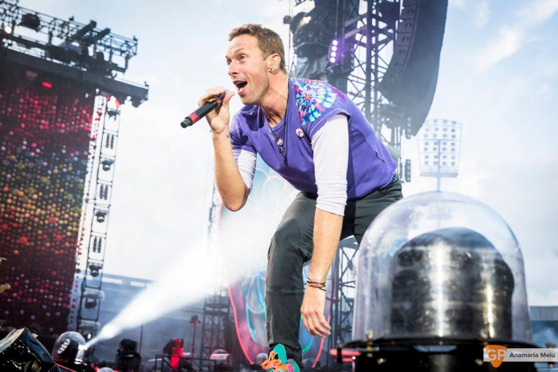 Coldplay at Croke Park by Anamaria Meiu