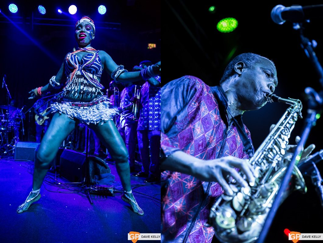 Femi Kuti at The Academy on 8 July 2017 (2 of 38)