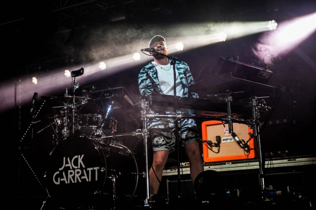 Jack Garratt at Longitiude 2017