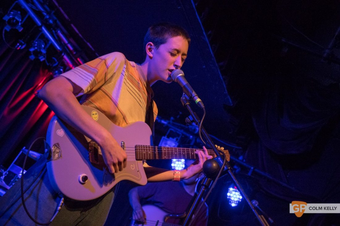 Frankie Cosmos at Whelans, Dublin 2nd August 2017 by Colm Kelly-0944
