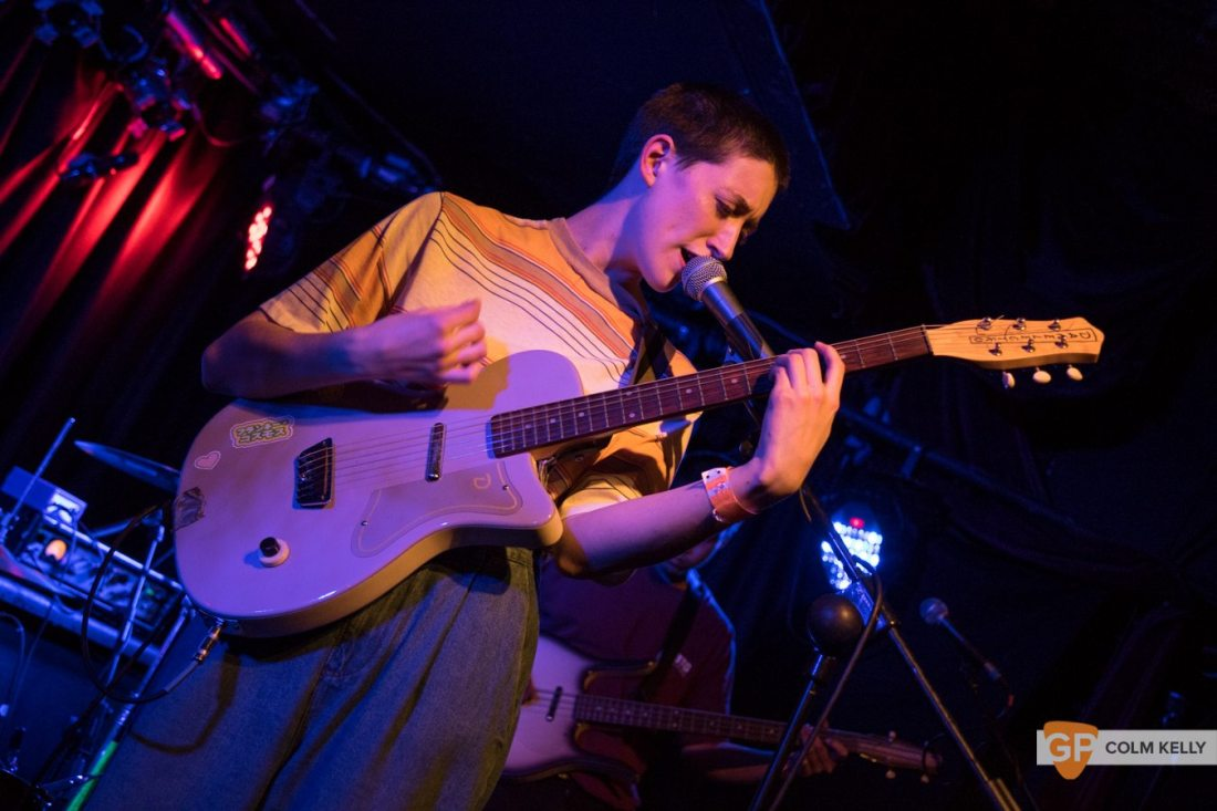 Frankie Cosmos at Whelans, Dublin 2nd August 2017 by Colm Kelly-1370