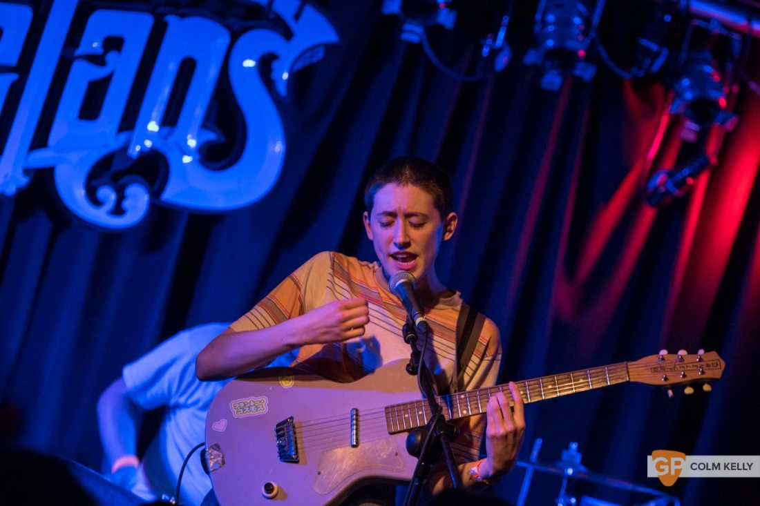 Frankie Cosmos at Whelans, Dublin 2nd August 2017 by Colm Kelly-1554