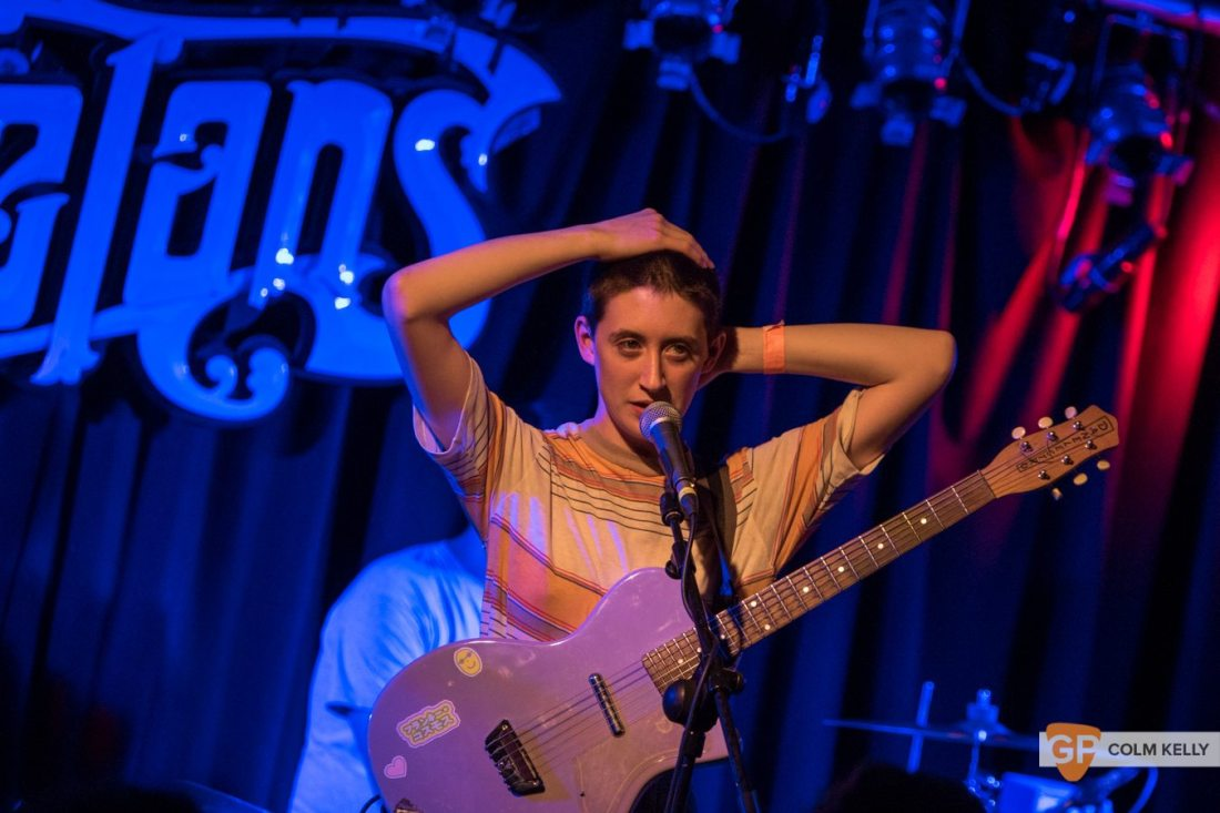 Frankie Cosmos at Whelans, Dublin 2nd August 2017 by Colm Kelly-1574