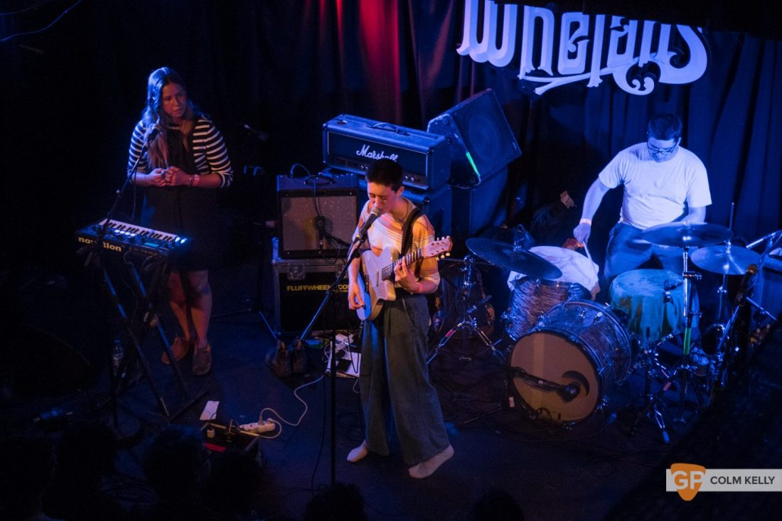 Frankie Cosmos at Whelans, Dublin 2nd August 2017 by Colm Kelly-1658