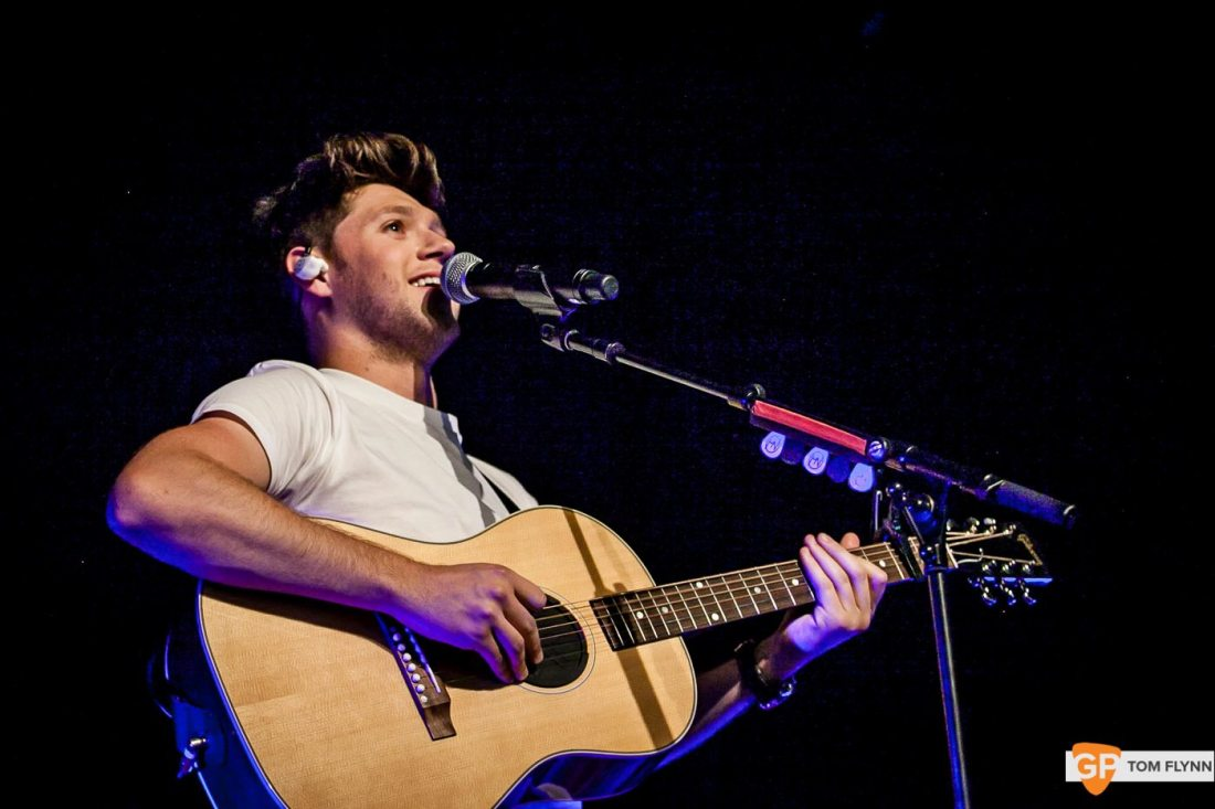 Niall Horan at The Olympia Theatre Horan