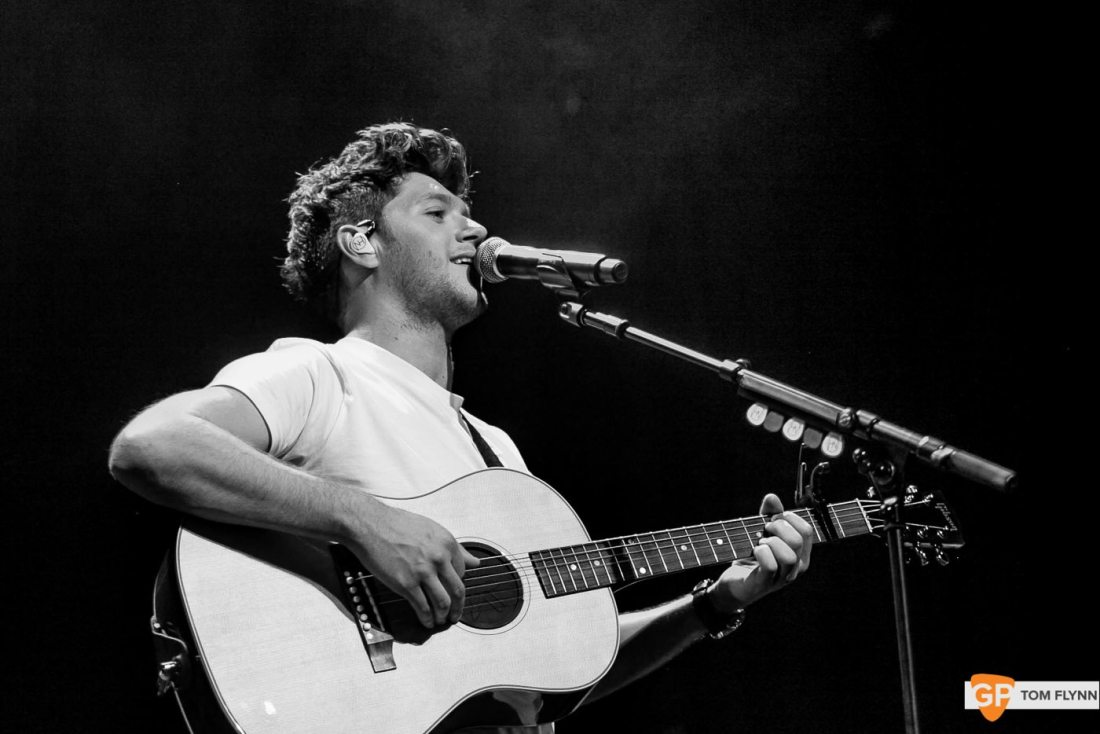 Niall Niall Horan at The Olympia Theatre