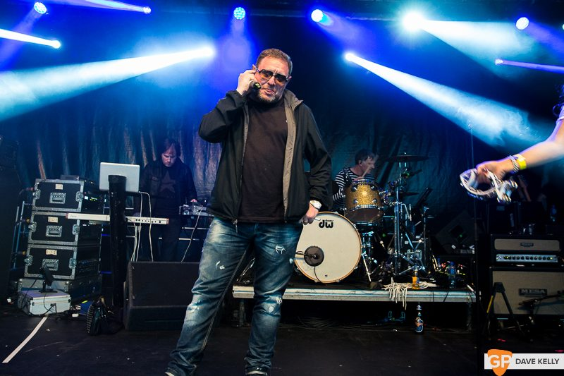The Happy Mondays at Leopardstown Racecourse on 17 August 2017 (9 of 30)