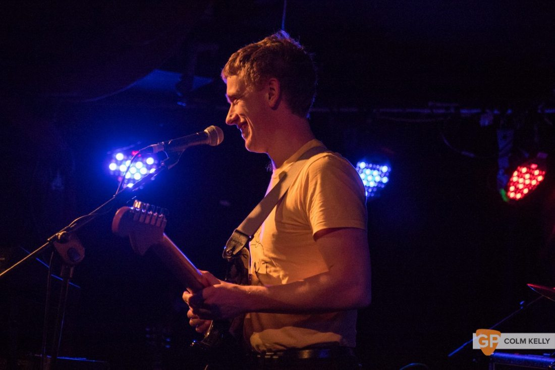 Trust Fund at Whelans, Dublin 2nd August 2017 by Colm Kelly