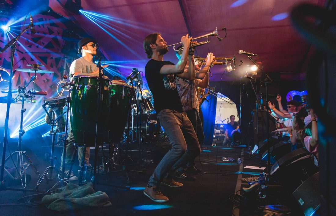 Booka Brass Band_Other Voices_Electric Picnic 2017