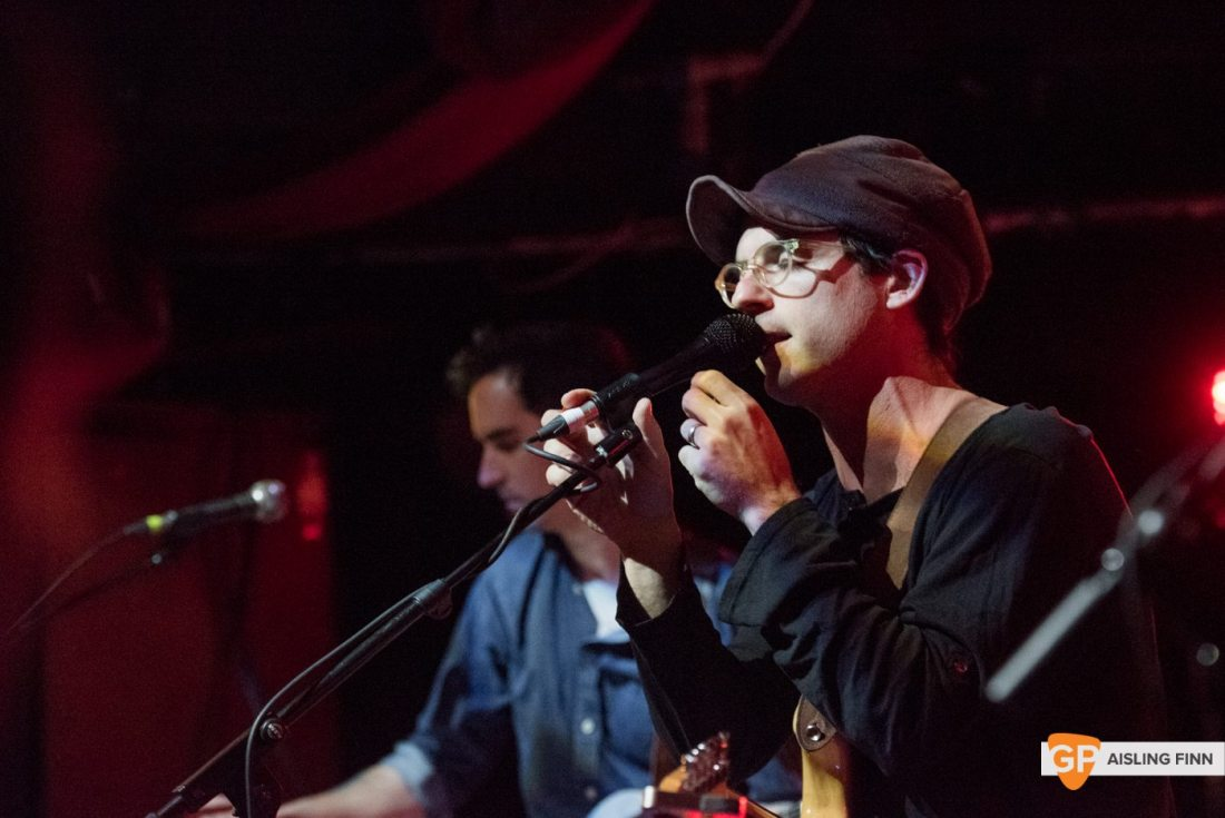 CLAP YOUR HANDS SAY YEAH at WHELAN'S by AISLING FINN (1016)