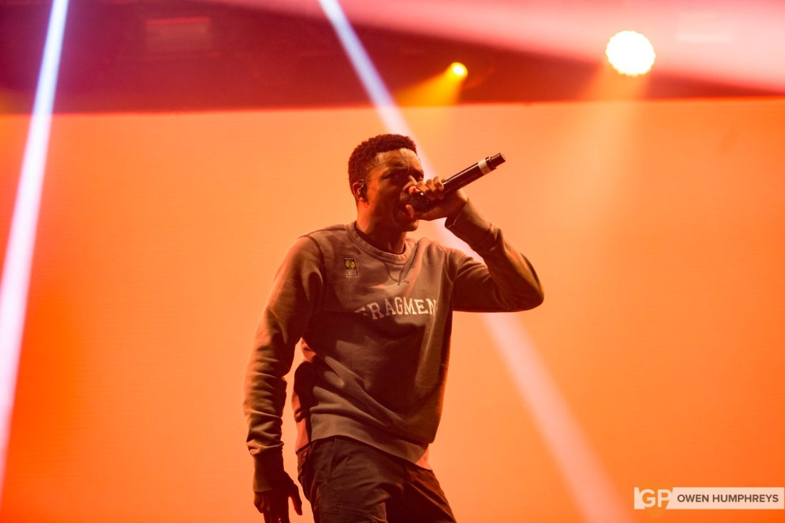 Vince Staples live at Electric Picnic