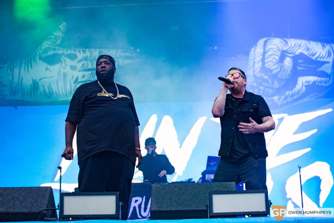 Run the Jewels live at Electric Picnic