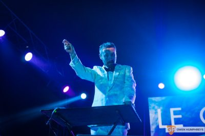 Le Galaxie live at Electric Picnic