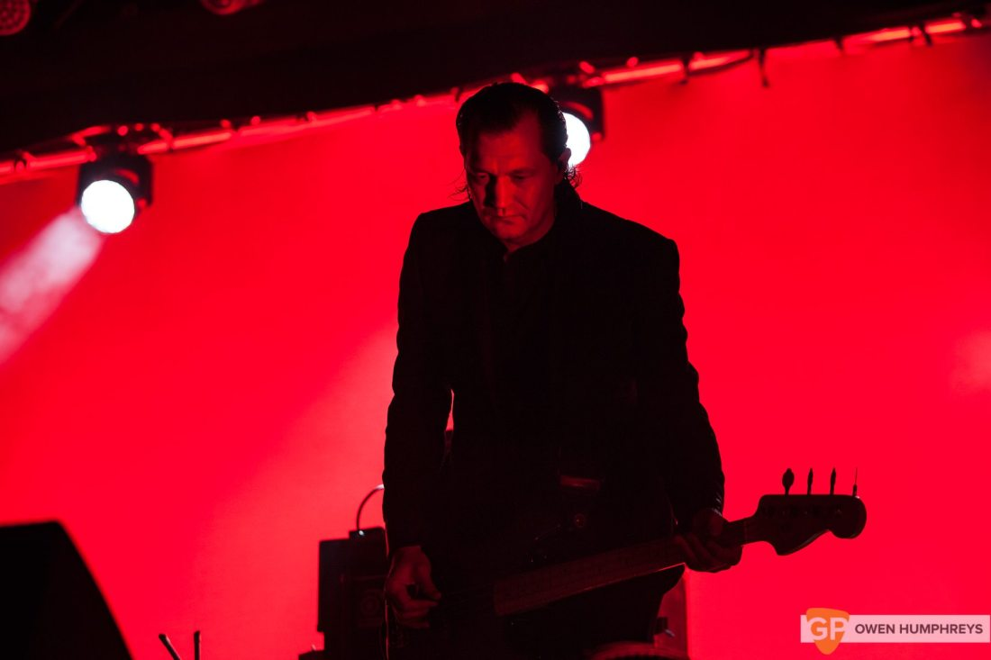 Interpol live at Electric Picnic