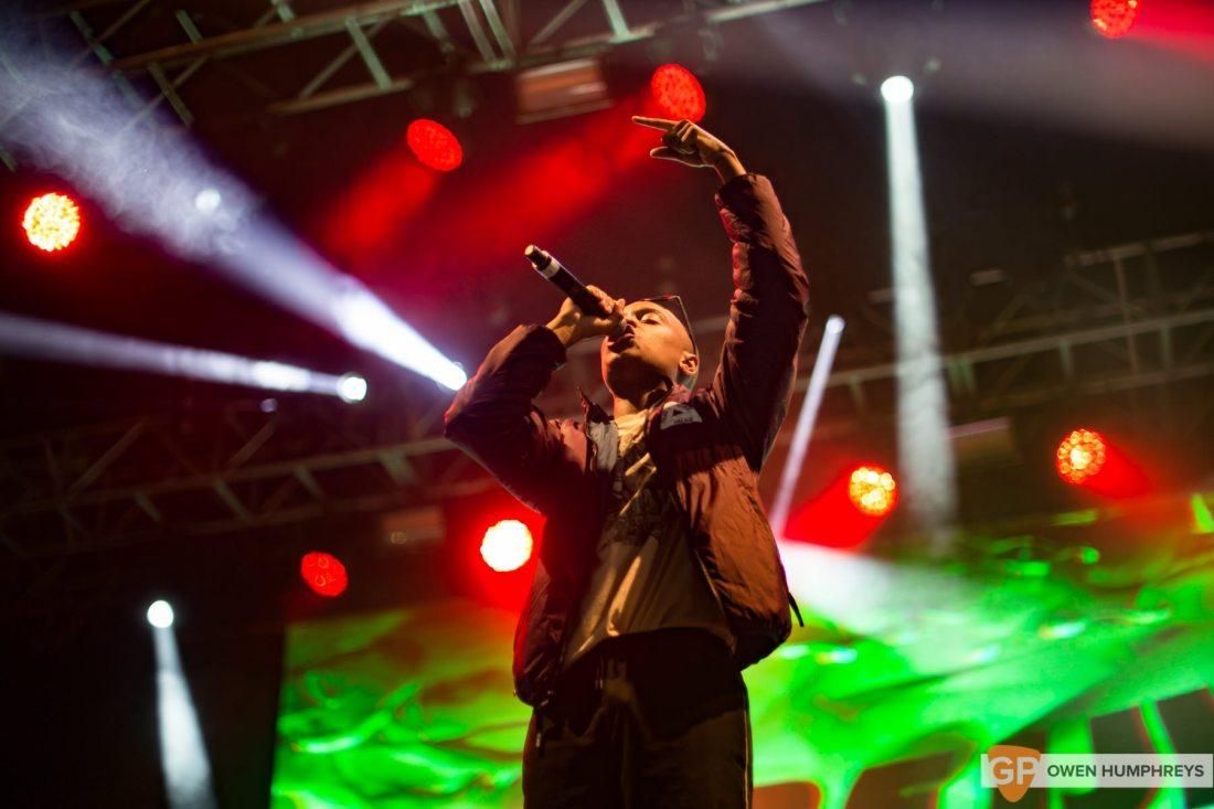Rejjie Snow live at Electric Picnic