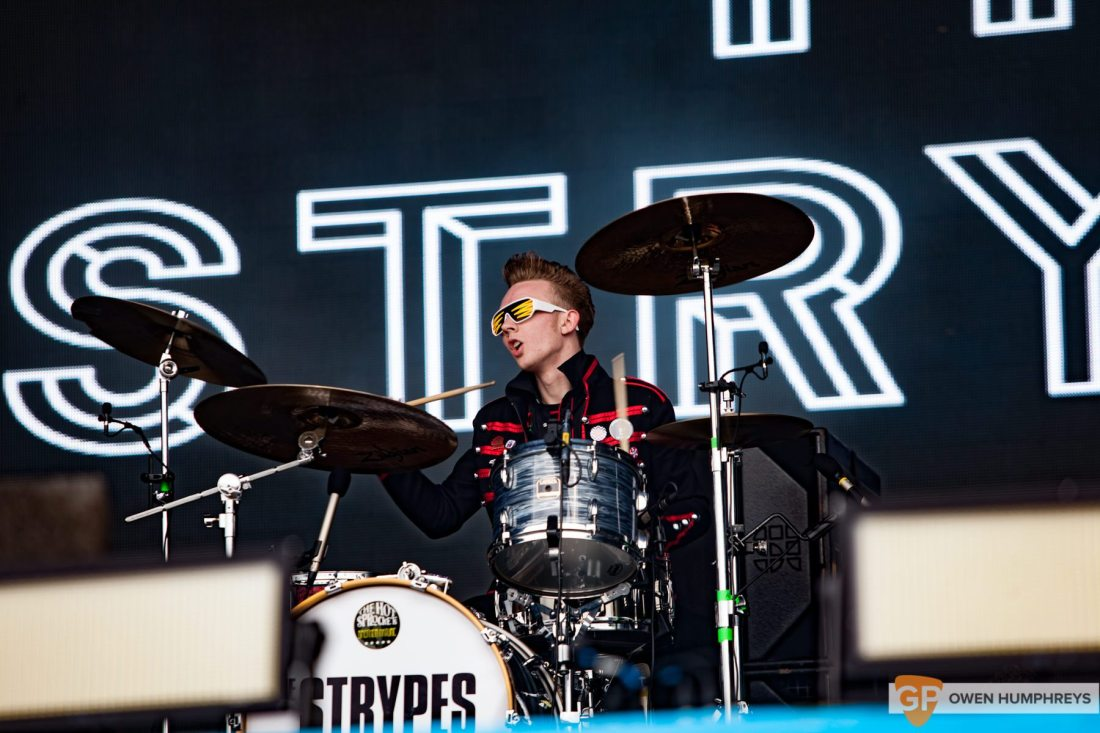 The Strypes live at Electric Picnic