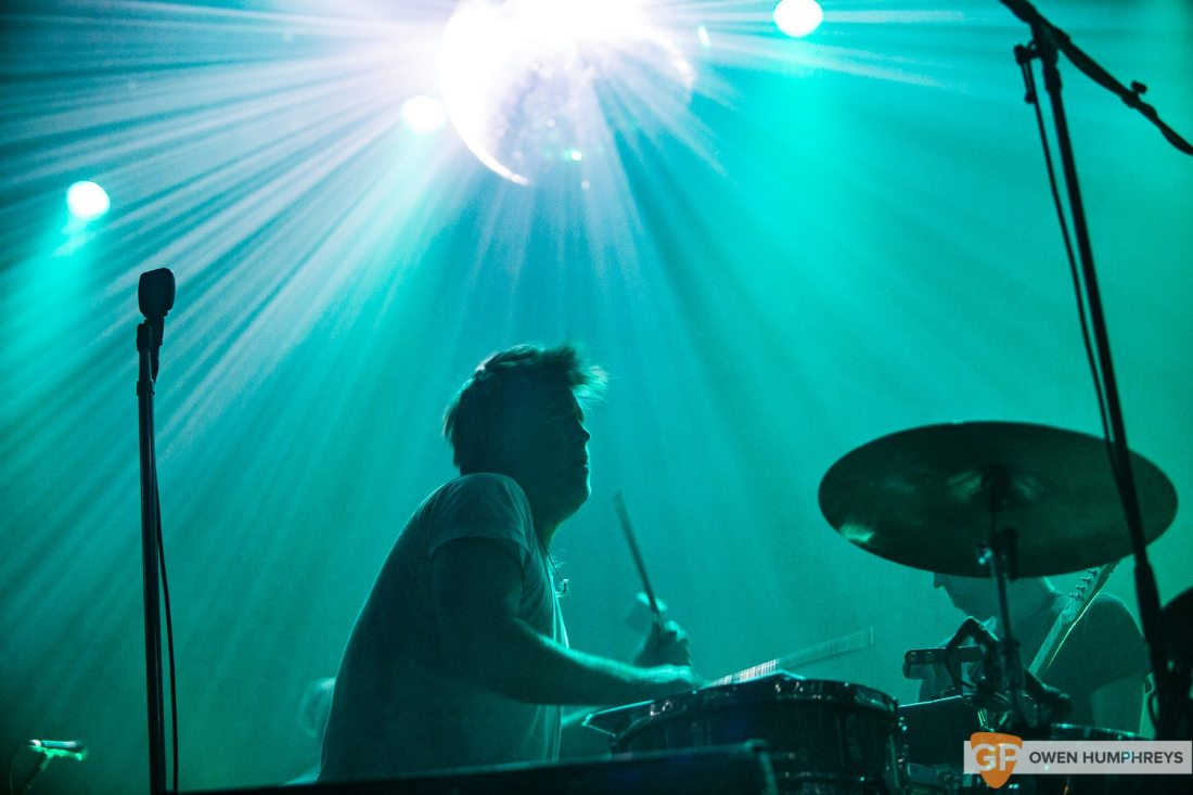 LCD Soundsystem at THe Olympia Theatre by Owen Humphreys (13 of 16)