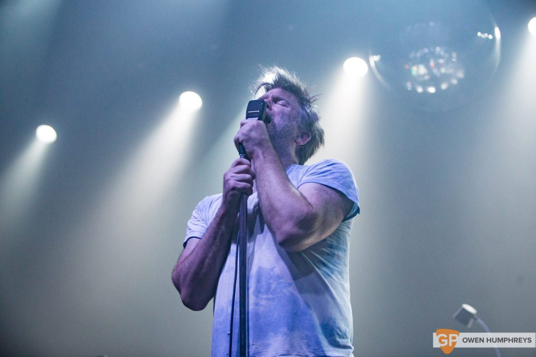 LCD Soundsystem at THe Olympia Theatre by Owen Humphreys (16 of 16)