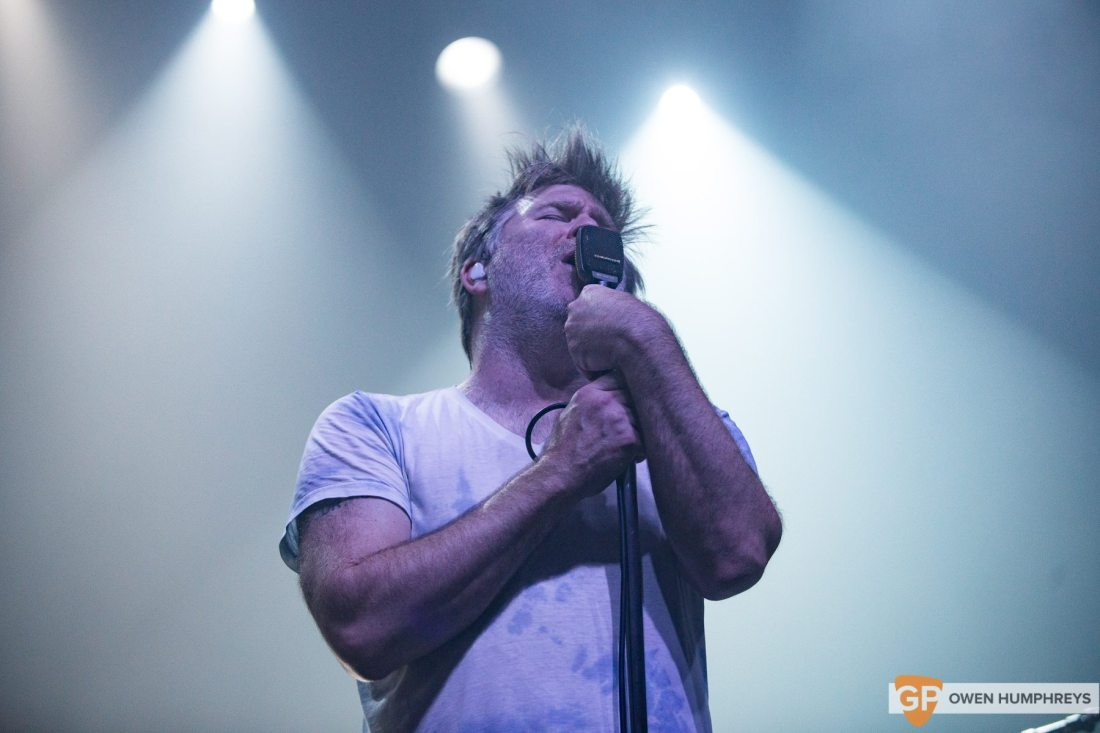 LCD Soundsystem at THe Olympia Theatre by Owen Humphreys (4 of 16)