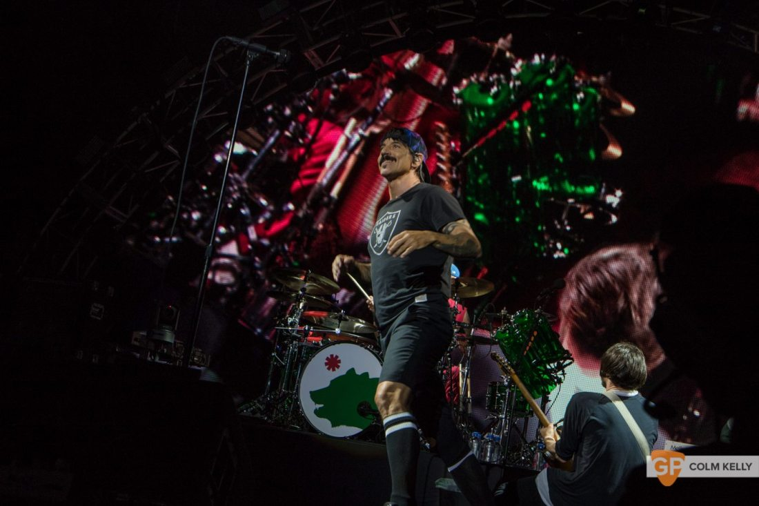 Red Hot Chilli Peppers at 3Arena, Dublin by Colm Kelly-1395