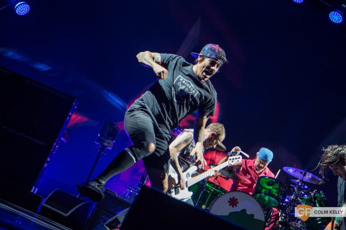 Red Hot Chilli Peppers at 3Arena, Dublin by Colm Kelly-1646