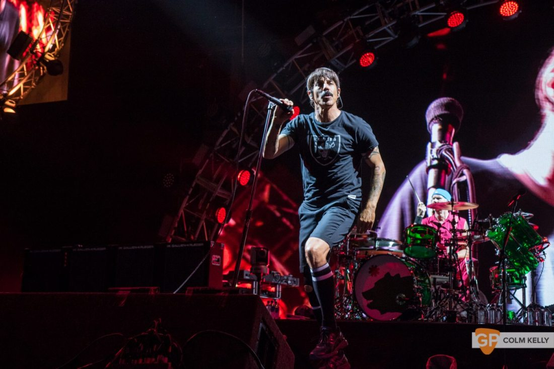 Red Hot Chilli Peppers at 3Arena, Dublin by Colm Kelly-1838