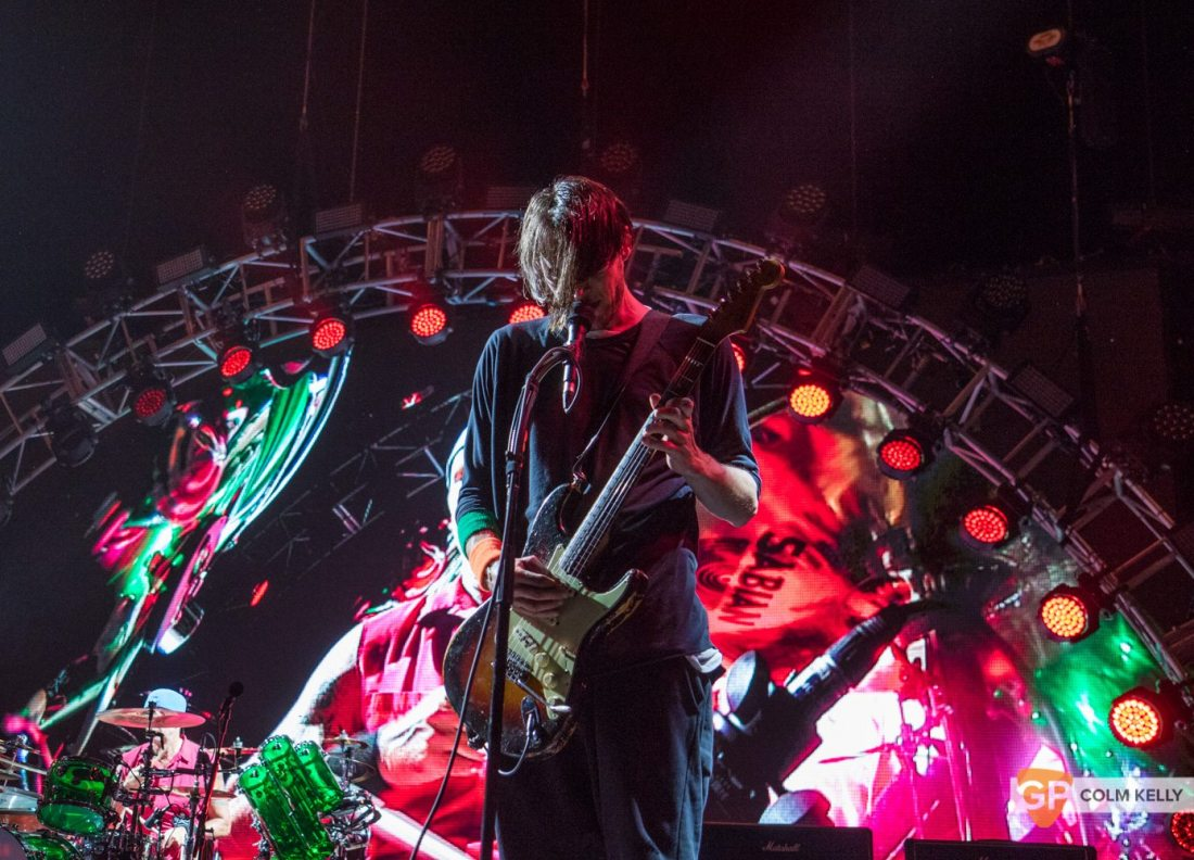 Red Hot Chilli Peppers at 3Arena, Dublin by Colm Kelly-2016