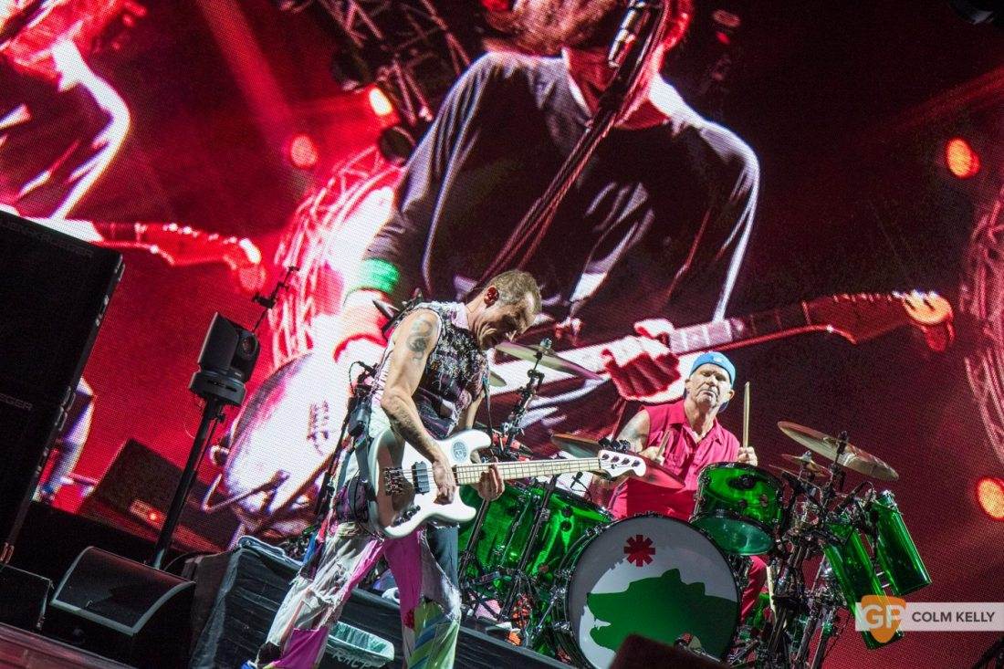 Red Hot Chilli Peppers at 3Arena, Dublin by Colm Kelly-2262