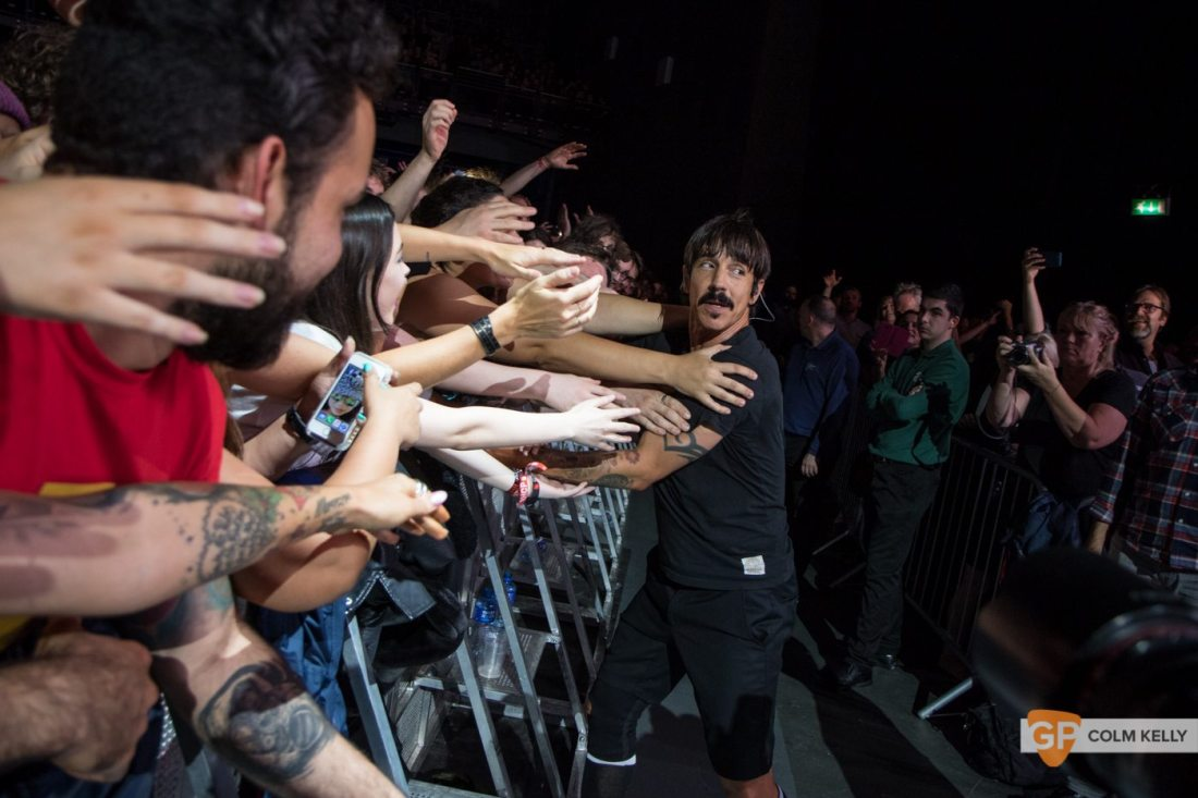 Red Hot Chilli Peppers at 3Arena, Dublin by Colm Kelly-2394