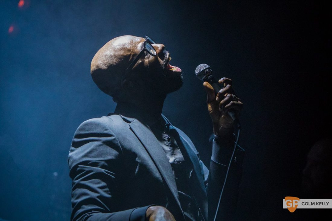 Ghostpoet at The Button Factory, Dublin 24.10.2017 by Colm Kelly-10-137
