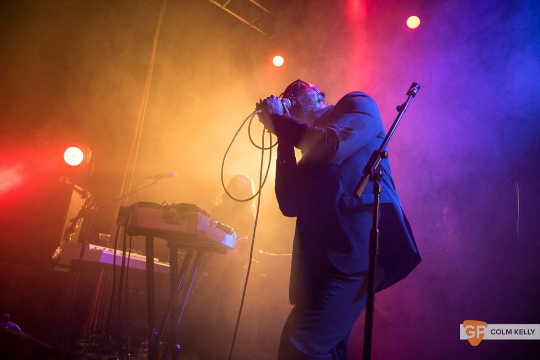Ghostpoet at The Button Factory, Dublin 24.10.2017 by Colm Kelly-10-26