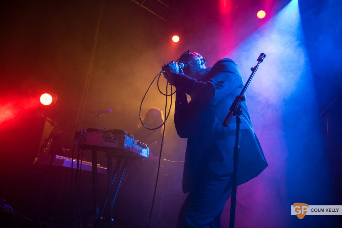 Ghostpoet at The Button Factory, Dublin 24.10.2017 by Colm Kelly-10-27