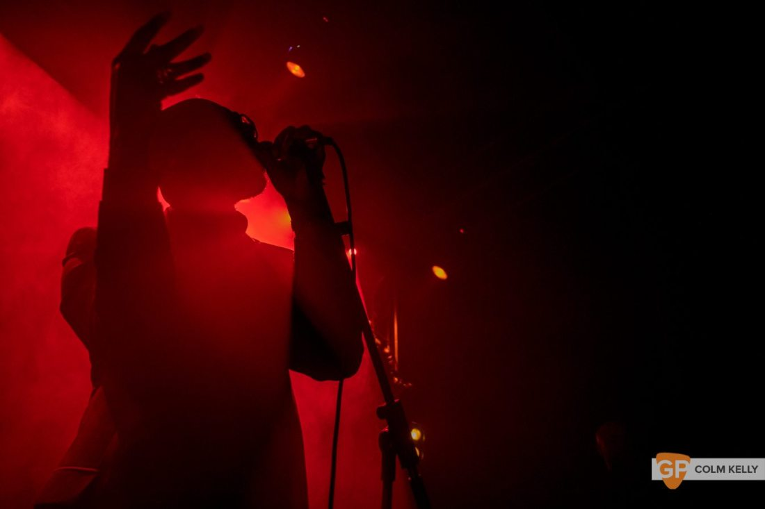 Ghostpoet at The Button Factory, Dublin 24.10.2017 by Colm Kelly-10-3
