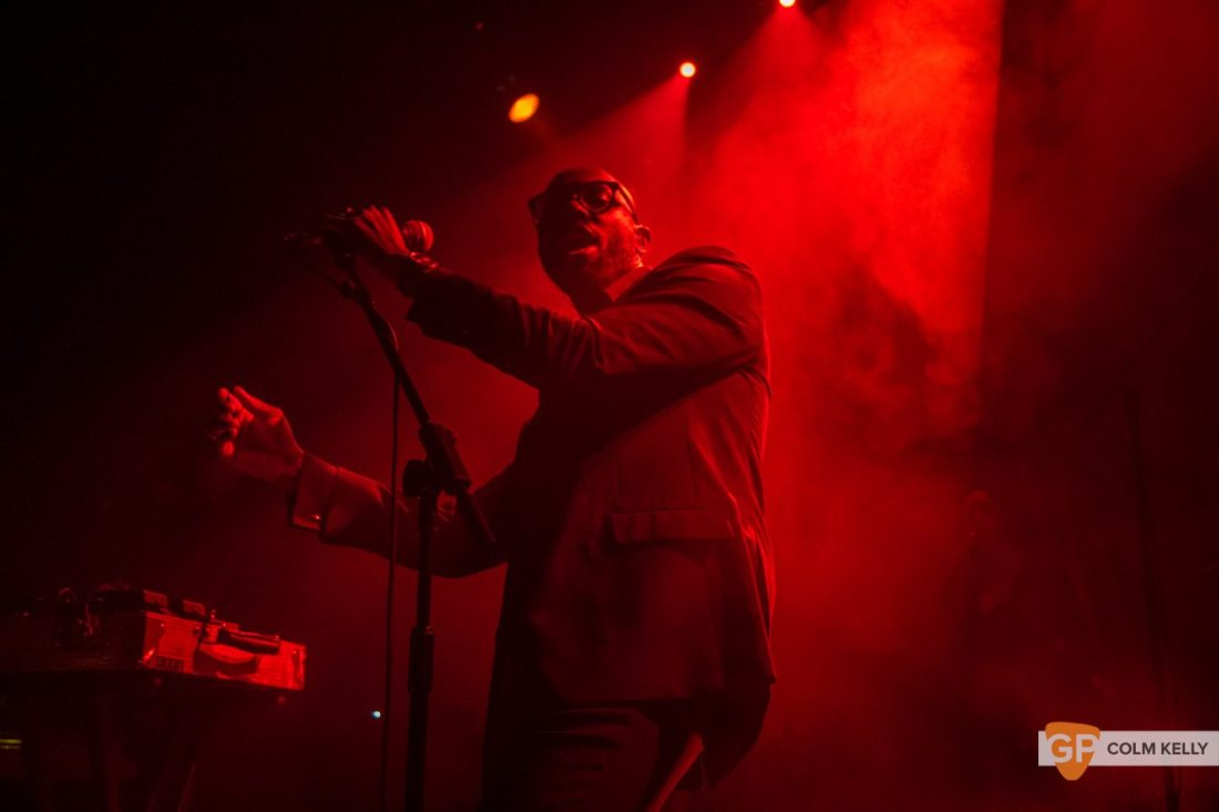 Ghostpoet at The Button Factory, Dublin 24.10.2017 by Colm Kelly-10-6