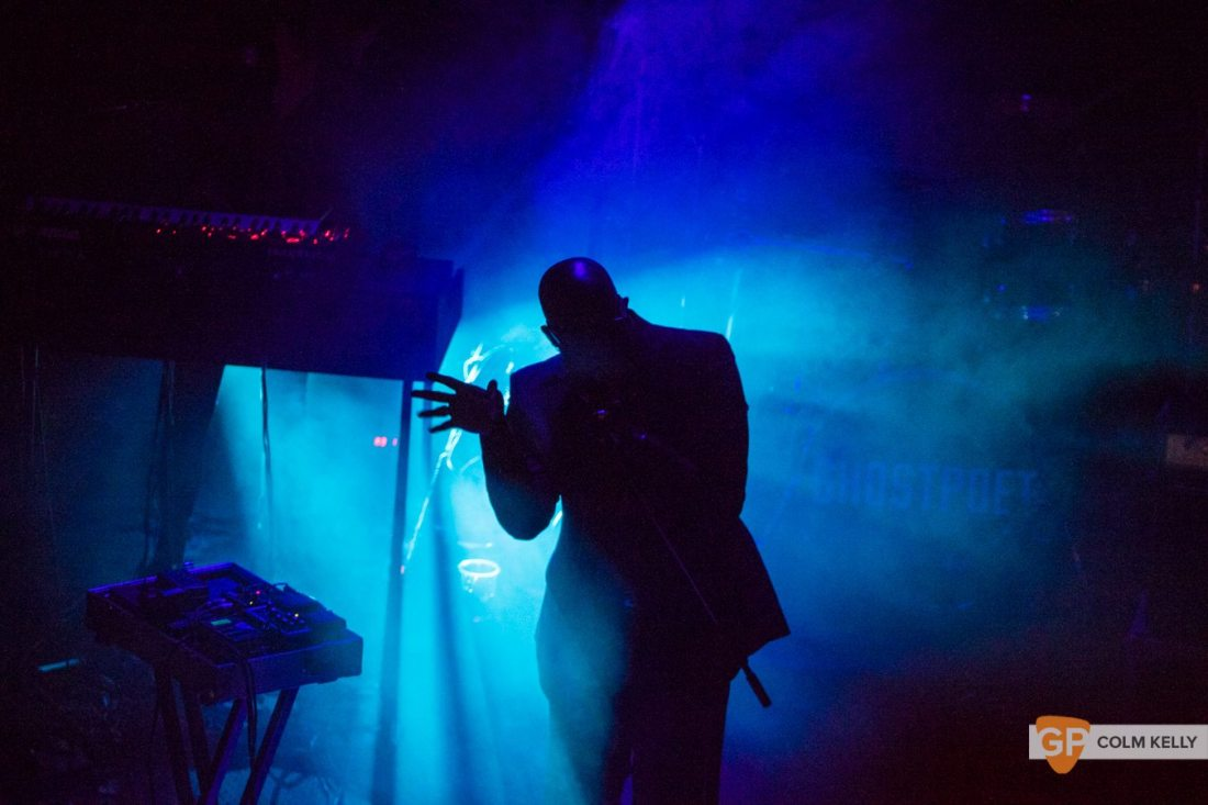Ghostpoet at The Button Factory, Dublin 24.10.2017 by Colm Kelly-10-69