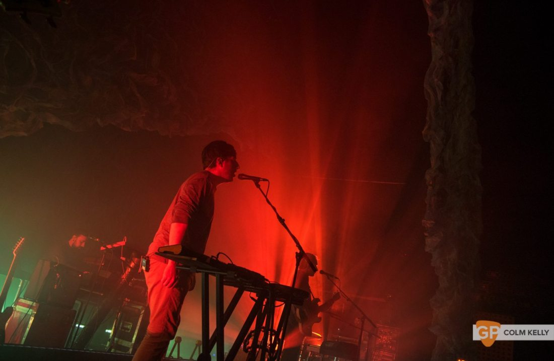 Grizzly Bear at Vicar St., Dublin 4.10.2017 by Colm Kelly-10-107