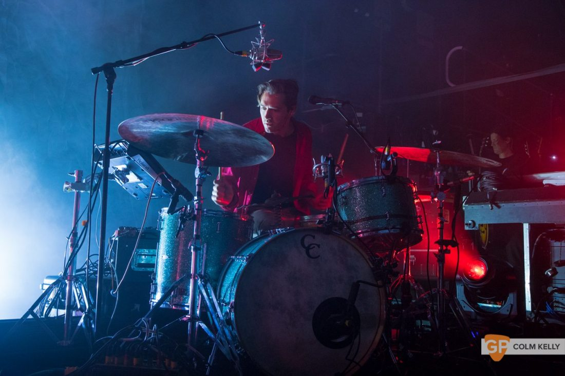 Grizzly Bear at Vicar St., Dublin 4.10.2017 by Colm Kelly-10-135