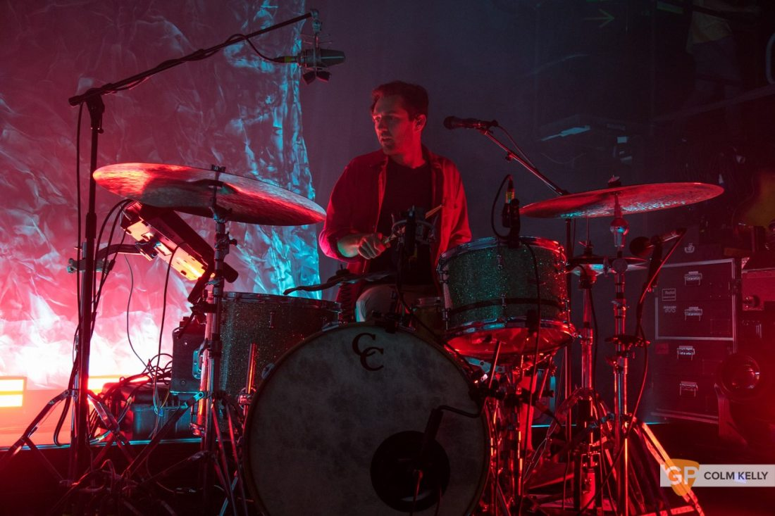 Grizzly Bear at Vicar St., Dublin 4.10.2017 by Colm Kelly-10-141