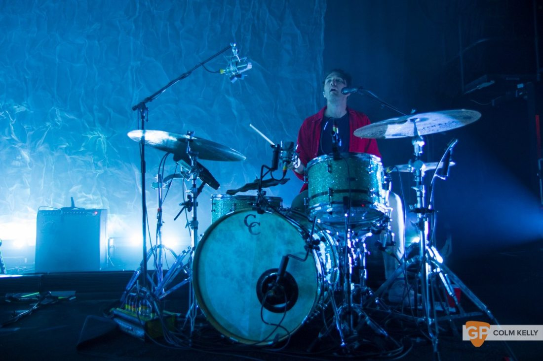 Grizzly Bear at Vicar St., Dublin 4.10.2017 by Colm Kelly-10-171