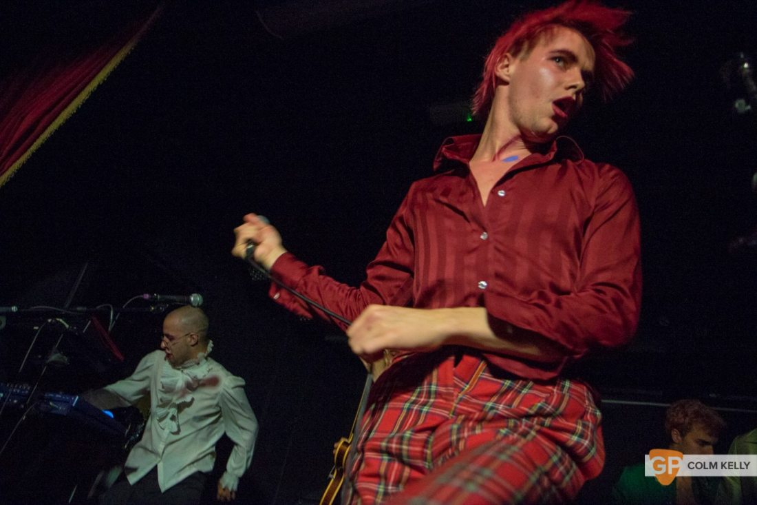 HMLTD at The Workmans Club, Dublin by Colm Kelly-10-171