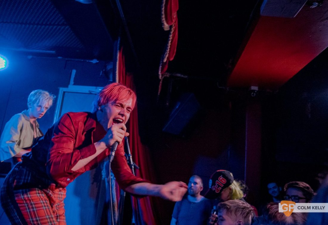 HMLTD at The Workmans Club, Dublin by Colm Kelly-10-242