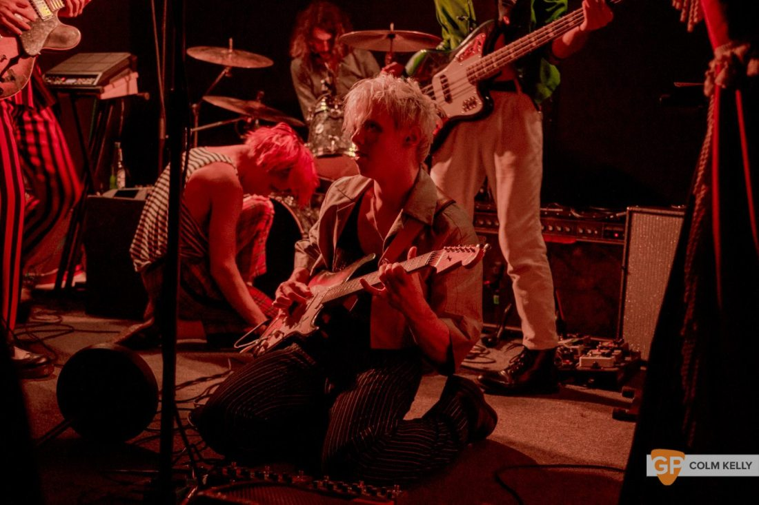 HMLTD at The Workmans Club, Dublin by Colm Kelly-10-326