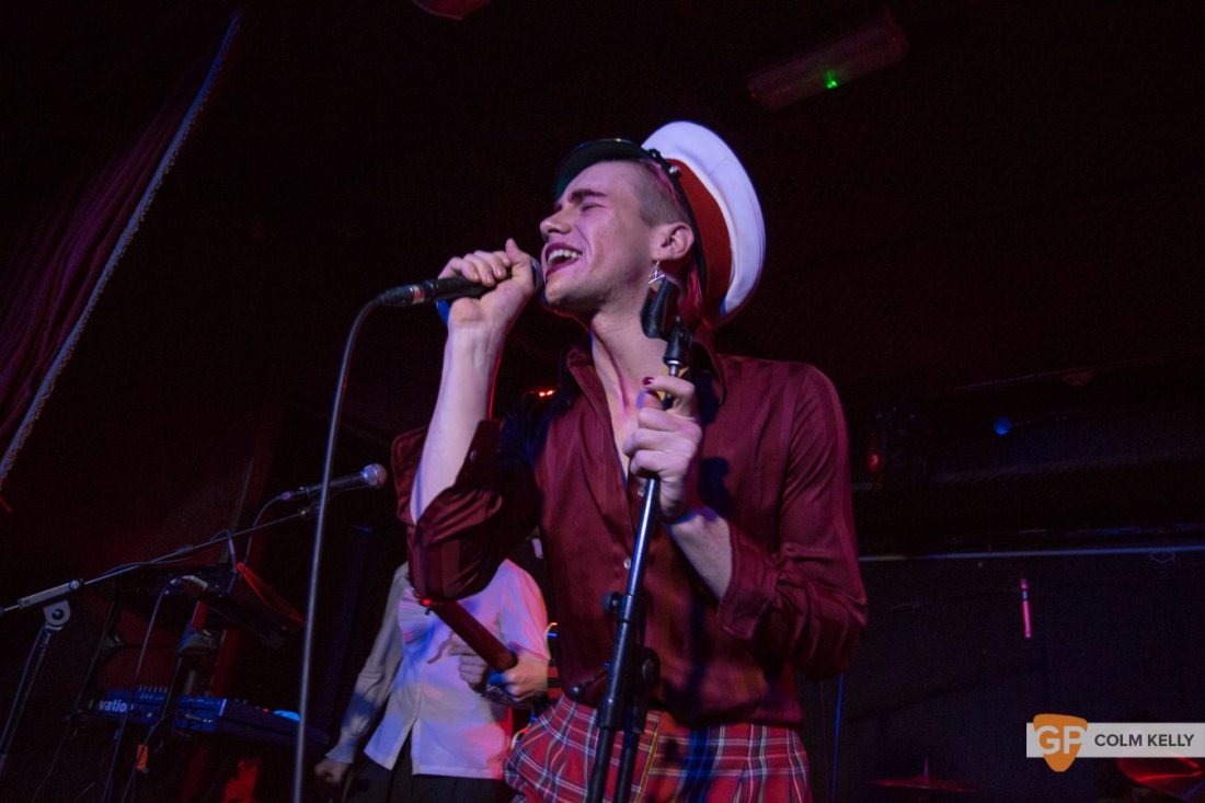 HMLTD at The Workmans Club, Dublin by Colm Kelly-10-41