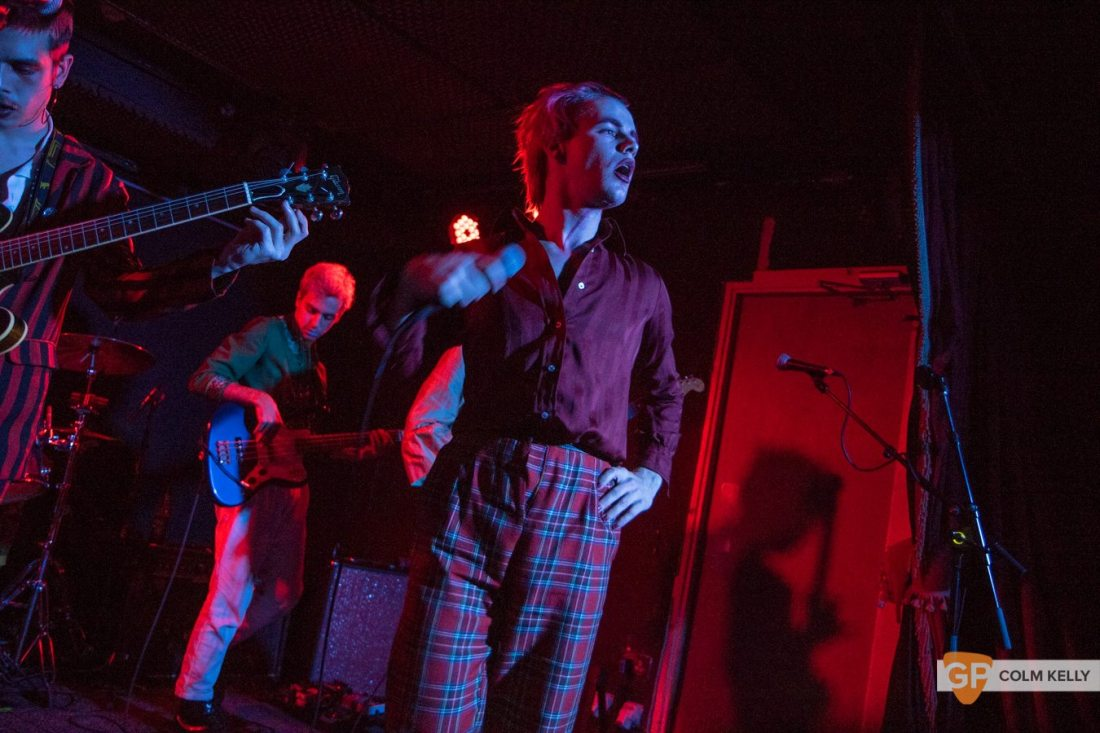 HMLTD at The Workmans Club, Dublin by Colm Kelly-10-71