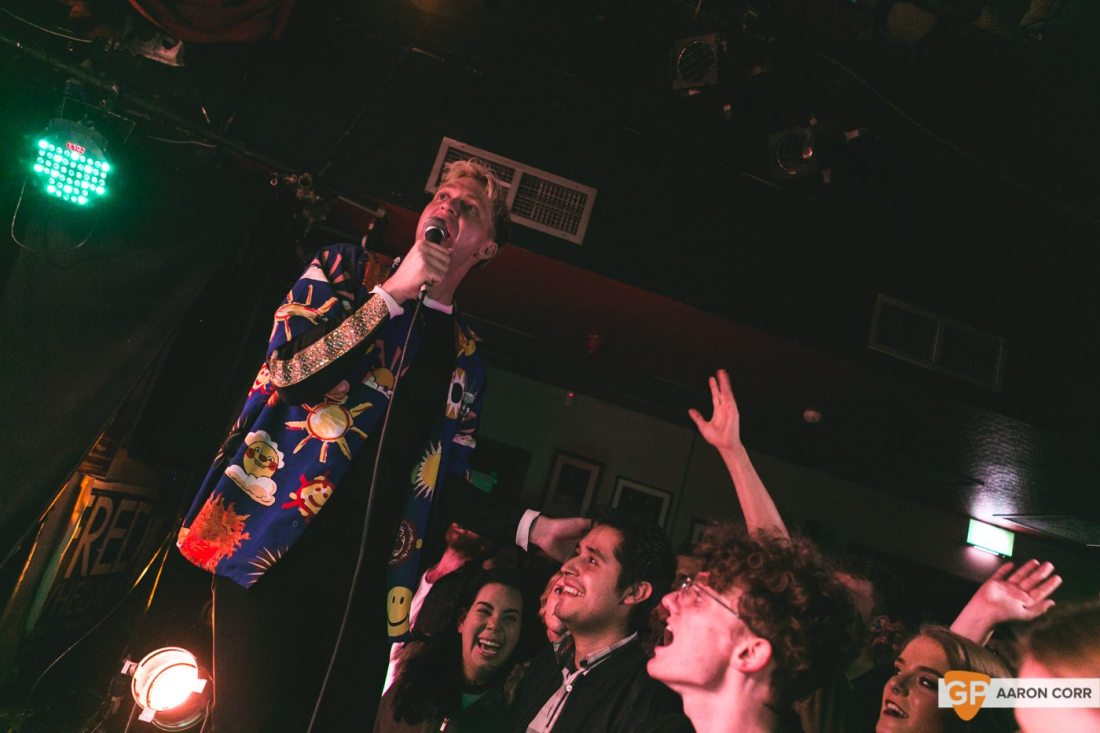 The Drums at Whelans by Aaron Corr-8834