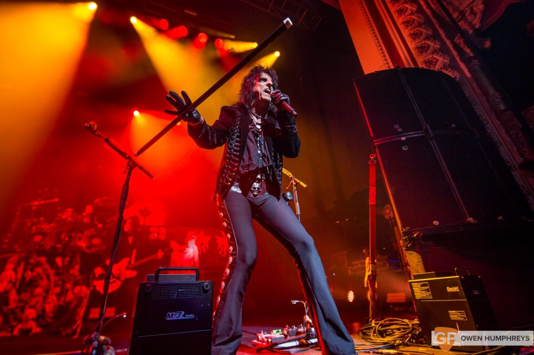 Alice Cooper at The Olympia Theatre by Owen Humphreys-12