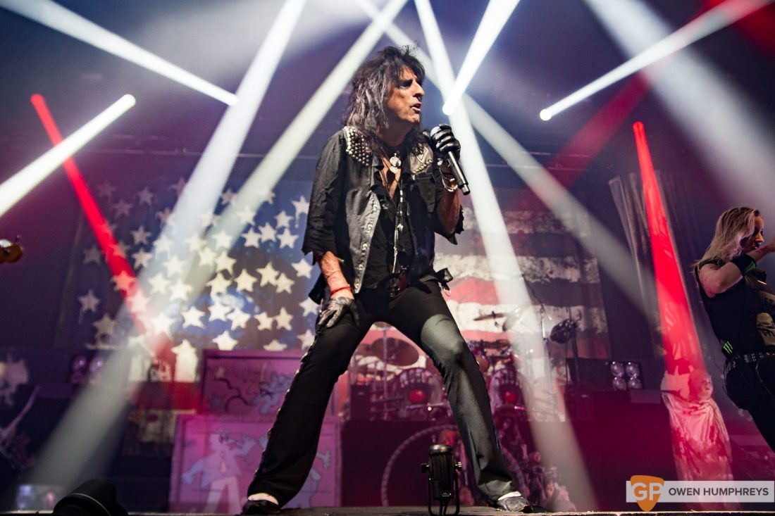 Alice Cooper at The Olympia Theatre by Owen Humphreys-2
